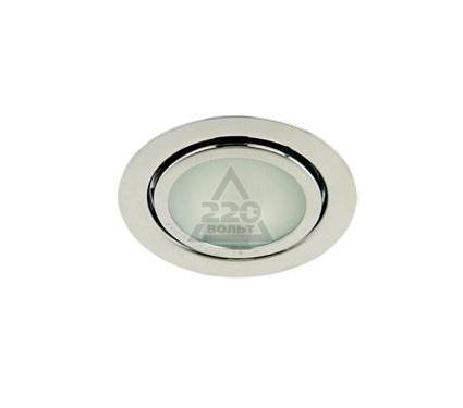Светильник встраиваемый АКЦЕНТ WL-246 хром