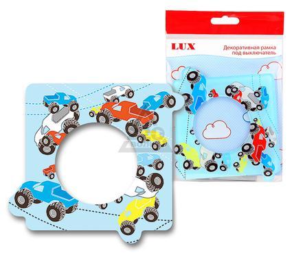 """Накладка LUX 043 """"Машинки"""""""
