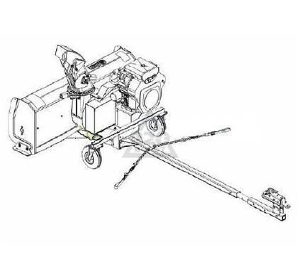 Подрамник с электролифтом BERCOMAC 700457-1