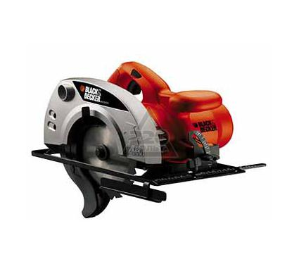 Пила циркулярная BLACK & DECKER KS55