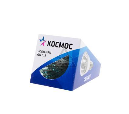 Лампа галогенная КОСМОС JCDR 220В/35Вт GU5.3