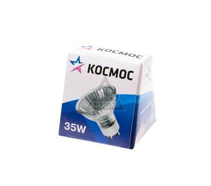 Лампа галогенная КОСМОС JCDRC 220В/35Вт GU10