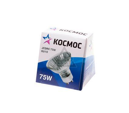 Лампа галогенная КОСМОС JCDRC 220В/75Вт GU10