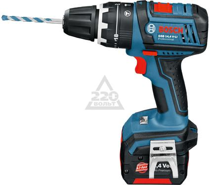 ������� �����-���������� ��������������  BOSCH GSB 14,4 V-LI Professional 4.0��