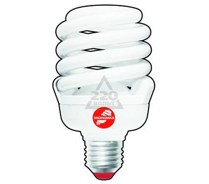 Лампа энергосберегающая ЭКОНОМКА 30Ватт 4200К Е27 Т3