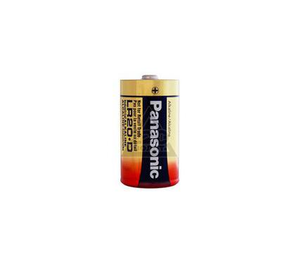 Батарейка PANASONIC LR20 (D)   Alkaline