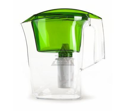 Фильтр-кувшин для жесткой воды ГЕЙЗЕР Дельфин Ж зелёный