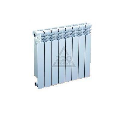 Радиатор алюминиевый RADIKO 500 x 4