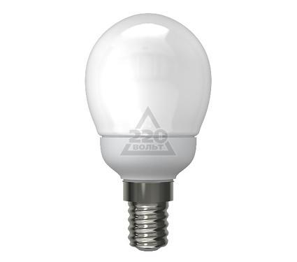 Лампа энергосберегающая ECON GLM 9 Вт E14  2700K P45