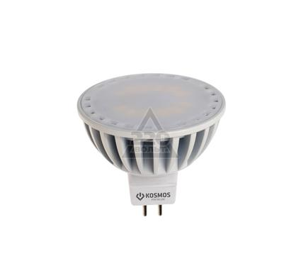 Лампа светодиодная КОСМОС LED MR16 3.5Вт 12В GU5.3 3000K