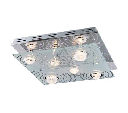 Светильник настенно-потолочный EUROSVET 5482/6  хром
