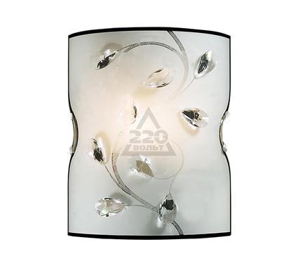 Светильник настенно-потолочный EUROSVET 7100/1  хром