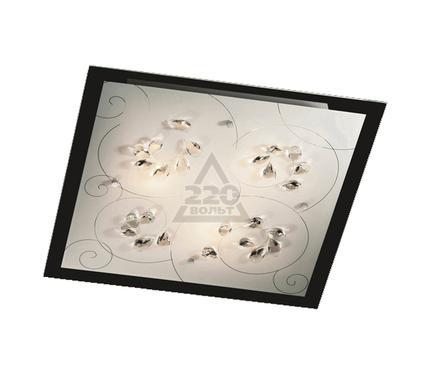 Светильник настенно-потолочный EUROSVET 7106/4  хром
