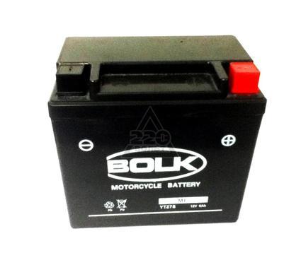 Аккумулятор BOLK YT4L-BS