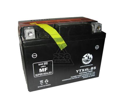 Аккумулятор OUTDO YTX4L-BS