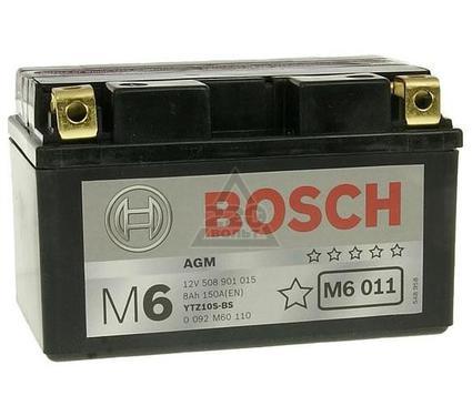 Аккумулятор BOSCH MOBA AGM 0092М60110
