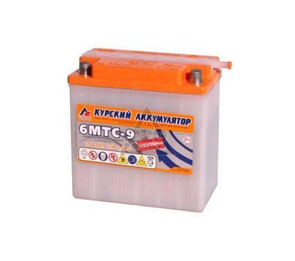 Аккумулятор КУРСК 6МТС- 9 квадрат