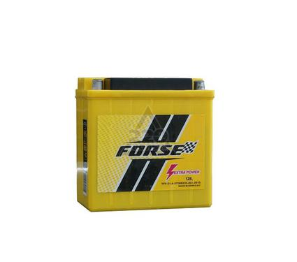 Аккумулятор FORSE GEL  12V4 A/h ABS