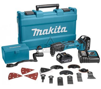 Инструмент многофункциональный MAKITA BTM50RFE(X3)  аккумуляторный