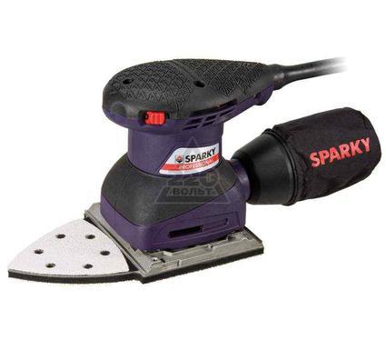 Машинка шлифовальная плоская (вибрационная) SPARKY MP 251