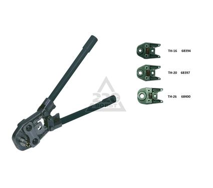 Пресс-клещи для металлопластиковых труб EGA MASTER 68451 ТН16-ТН20-ТН26