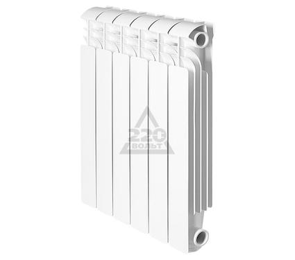 Радиатор алюминиевый GLOBAL ISEO  500 x 8