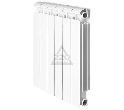 Радиатор биметаллический GLOBAL STYLE EXTRA NEW  350 x 12