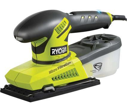 Машинка шлифовальная плоская (вибрационная) RYOBI ESS280RV