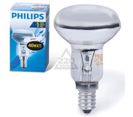 ����� ����������� PHILIPS Spot NR50 40W E14  30�