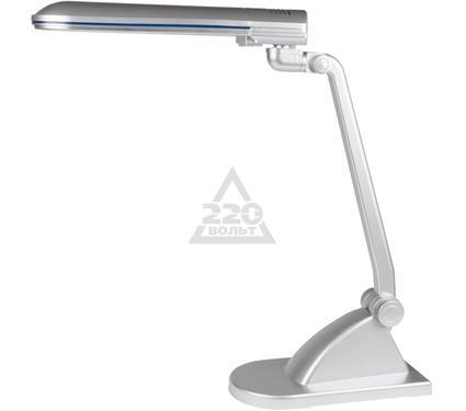 Лампа настольная UNIEL TTL-034 Silver G23