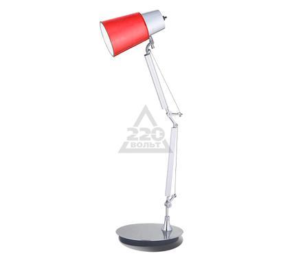 Лампа настольная UNIEL TLI-215 RedSilver