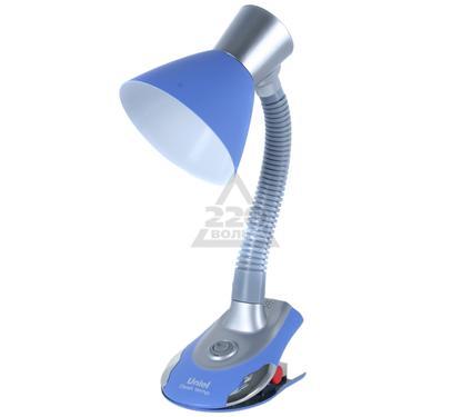 Лампа настольная UNIEL TLI-205 Blue pearl