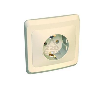 Розетка SCHNEIDER ELECTRIC PC16-003k Этюд