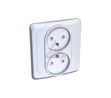Розетка SCHNEIDER ELECTRIC PC16-006b Этюд
