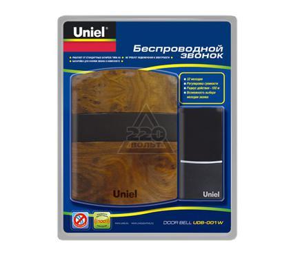 Звонок UNIEL UDB-001W-R1T1-32S-100M-KB