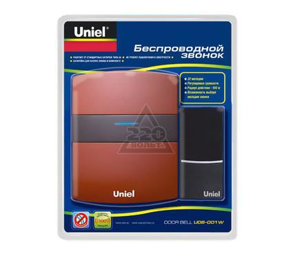 Звонок UNIEL UDB-001W-R1T1-32S-100M-RD