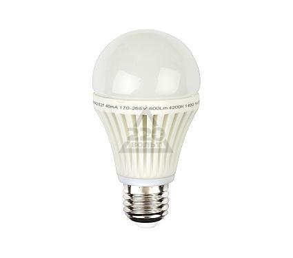 Лампа светодиодная ЭРА LED smd A60-7w-827-E27