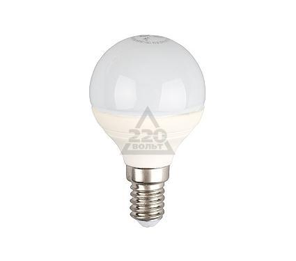 Лампа светодиодная ЭРА LED smd P45-5w-842-E14