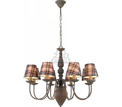 Люстра ARTE LAMP SCOTCH A3090LM-8GY