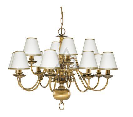 Люстра ARTE LAMP FLEMISH A1020LM-12AB