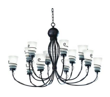 ������ ARTE LAMP SPIRAL A9051LM-12BR
