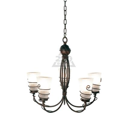 Люстра ARTE LAMP SPIRAL A9051LM-5BR