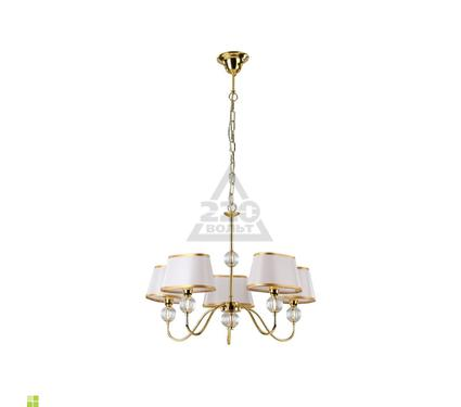 Люстра ARTE LAMP WHITE HALL A4021LM-5GO