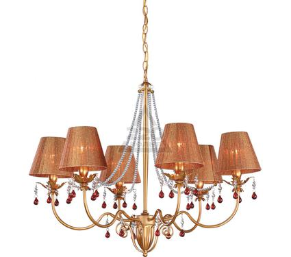 Люстра ARTE LAMP ALLEGRO A2008LM-8BZ
