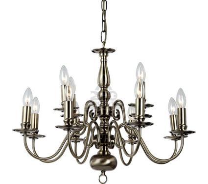 Люстра ARTE LAMP ANTWERP A1029LM-8-4AB