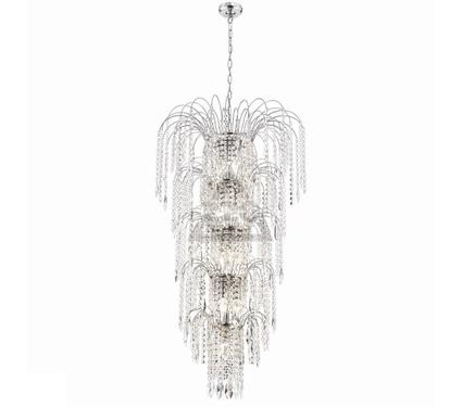 Люстра ARTE LAMP WATERFALL A5175SP-13CC