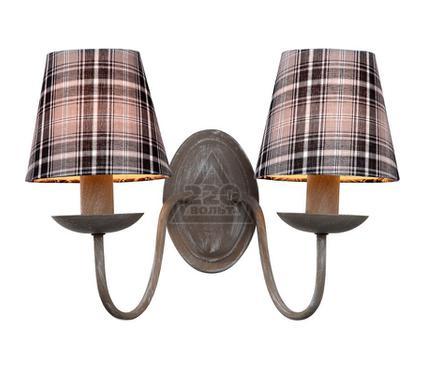 Бра ARTE LAMP SCOTCH A3090AP-2GY