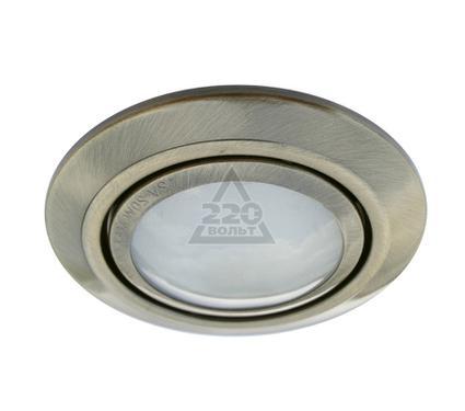 Светильник встраиваемый ARTE LAMP TOPIC A2023PL-3AB