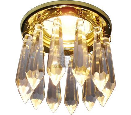 Светильник встраиваемый ARTE LAMP BRILLIANT A7001PL-1GO