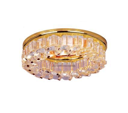 Светильник встраиваемый ARTE LAMP BRILLIANT A7082PL-1GO